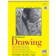 "Strathmore ST340-14 - 300 Series 14"" x 17"" Drawing Pad - Wire Bound ES8446"