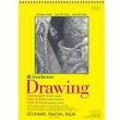 "Strathmore ST340-318 - 300 Series 18"" x 24"" Drawing Pad - Wire Bound ES8448"