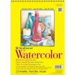 "Strathmore ST360-9 - 300 Series 9"" x 12"" Cold Press Watercolor Pad - Wire Bound ES8464"