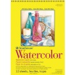 "Strathmore ST360-11 - 300 Series 11"" x 15"" Cold Press Watercolor Pad - Wire Bound ES8465"