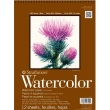 "Strathmore ST440-3 - 400 Series 12"" x 18"" Cold Press Watercolor Pad - Wire Bound ES8494"