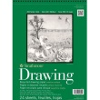 "Strathmore ST443-14 - 400 Series 14"" x 17"" Recycled Drawing Pad - Wire Bound ES8498"