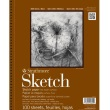 "Strathmore ST455-4 - 400 Series 11"" x 14"" Sketch Pad - Wire Bound ES8503"