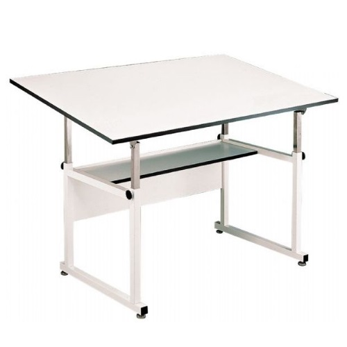 Alvin WM60 4 XB 375 X 60 WorkMaster Drafting Table EngineerSupply