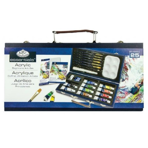 Royal and Langnickel Essentials - Acrylic Painting For Beginners Set - RSET-ACRY3000