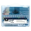 Royal and Langnickel Essentials - Clear View Acrylic Painting Set - RSET-ART3202 ES9020