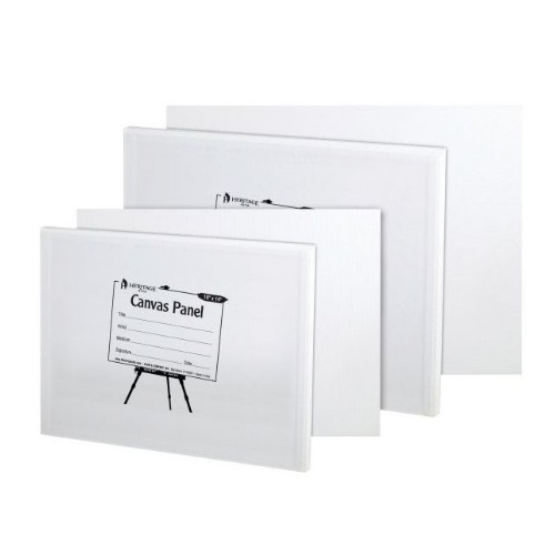 "Alvin Heritage Arts 4"" x 5"" Canvas Panels (3 Pack) - CP3002-3"