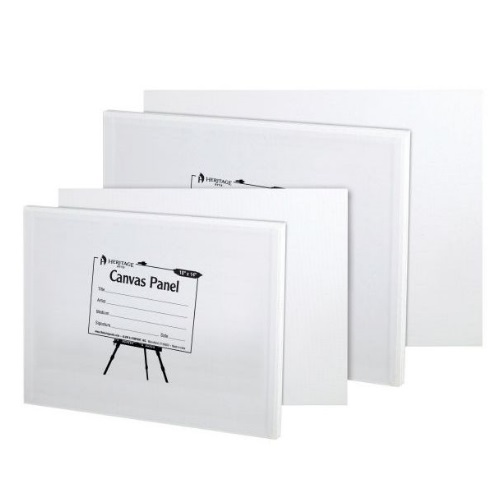 "Alvin Heritage Arts 10"" x 12"" Canvas Panels (12 Pack) - CP3040"