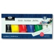 Royal and Langnickel Essentials 75ml Acrylic Paint Set - RACR75-6 ES9164