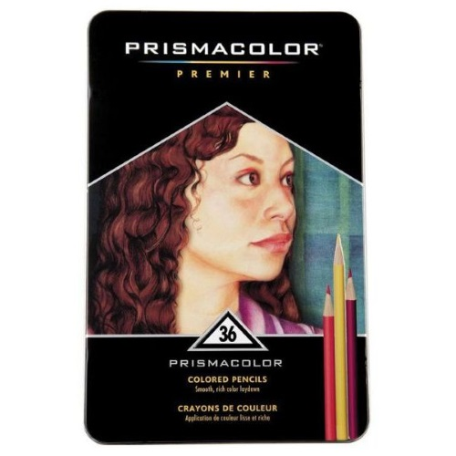 Prismacolor Premier Colored Pencil 36-Color Set - PC954