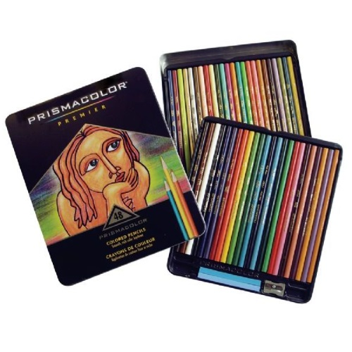Prismacolor Premier Colored Pencil 48-Color Set - PC955