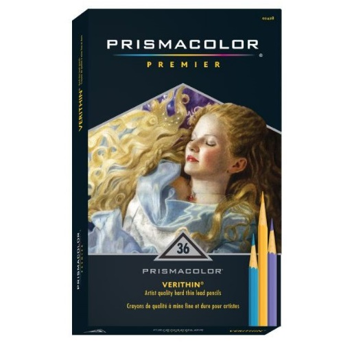 Prismacolor Verithin Premier Pencil 32-Color Set - E732