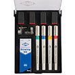 Alvin Premium Technical Pen Set 4 - PTP04SET ES9541