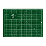 "Alvin GBM Series 36"" x 72"" Green/Black Professional Self-Healing Cutting Mat - GBM3672 ET10678"