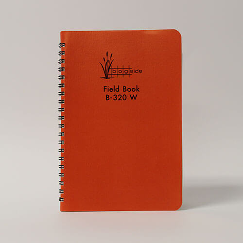 Bogside Publishing B-320 W - Field Book