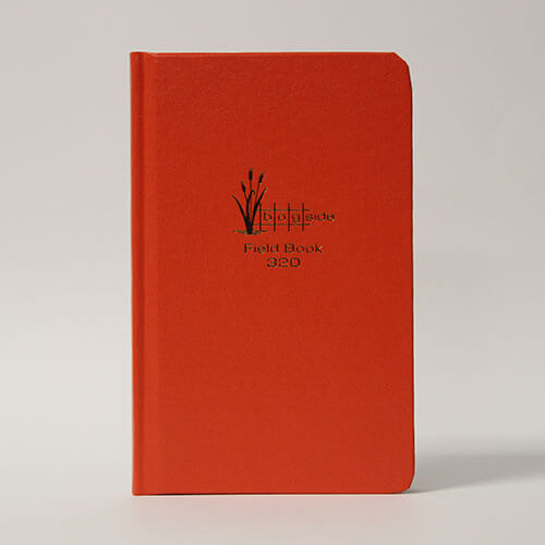 Bogside Publishing B-320 - Field Book