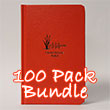 Bogside Publishing B-160 - Field Book (Bundle of 100 Books) ES7646