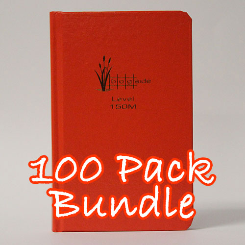 Bogside Publishing B-150 M - Level Book (Bundle of 100 books)