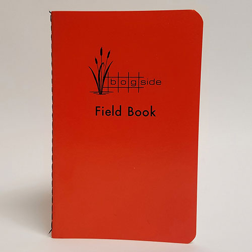 Bogside Publishing B-320 NB - Field Book (Pack of 3)