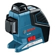 Bosch 360-Degree 3-Plane Leveling and Alignment Line Laser GLL3-80 ES4157
