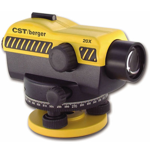 CST/berger 20X SAL Automatic Level 55-SAL20ND