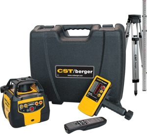CST/berger LM800GR Rotary Laser Complete Package 57-LM800GRPKG