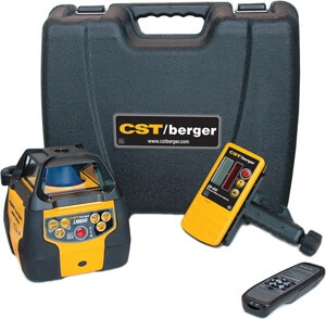 CST/berger LM800 Rotary Laser Level 57-LM800D ES1834
