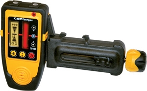 CST/berger LD440 laser detector with clamp