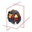 CST/berger XLP-34 Multi Cross Line and Down Plumb Laser Exterior Package 58-XLP34PKG