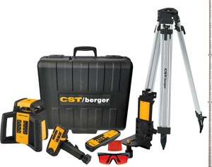 CST/berger Rotary Laser Level Complete Package RL25HVCK ES4557