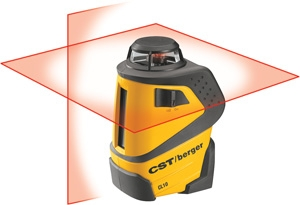 CST/berger CL10 360 Degree Interior Cross Line Laser