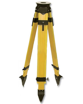 CST/berger Fiberglass Heavy-Duty Max Dual-Clamp Tripod 60-WDF20MX (2 Colors Available) ES4719