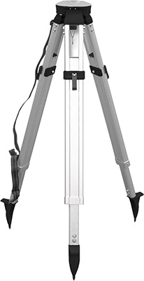 CST/berger Aluminum Heavy-Duty Quick Clamp Dome-Top Tripod 60-ALQRI40 (2 Colors Available) ES4741