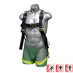 Elk River Universal Series Retrieval Safety Harness - 42559 ES9639