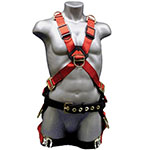 Elk River - Eagle X2 Safety Harness (4 Sizes Available) ES9938