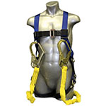 Elk River Construction Plus Series Safety Harness with NoPac Lanyard - 48363 ET10055