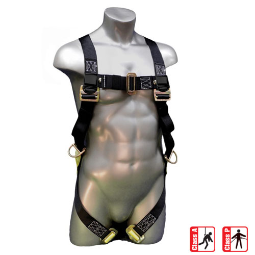 Elk River Universal Safety Harness with Mating Buckle and 3D - 42309