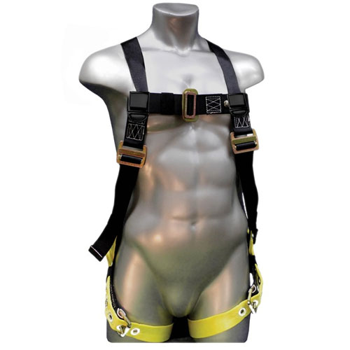 Elk River Universal Safety Harness with Tongue Buckle - 42159