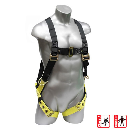 Elk River Universal Safety Harness with Tongue Buckle and 3D - 42359