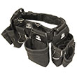 Gatorback Carpenter's Triple Combo Tool Belt - B145 (6 Sizes Available) ES9614
