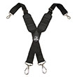 Gatorback Molded Air-Channel Suspenders - B606 ES9642
