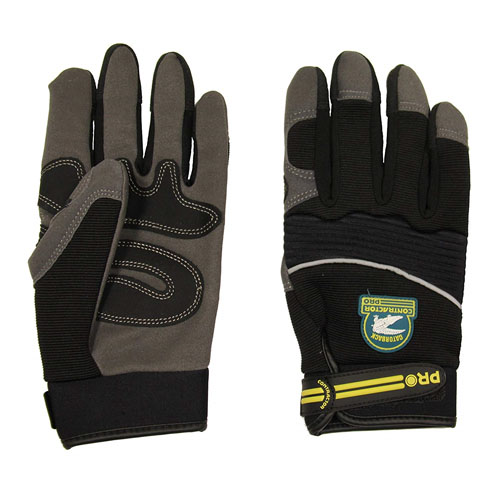 Gatorback Synthetic Leather Work Gloves - 632 (3 Sizes Available)
