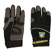 Gatorback Synthetic Leather Work Gloves - 632 (3 Sizes Available) ES9751