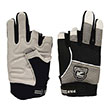 Gatorback Fingerless Goat Skin Leather Gloves - 634 (3 Sizes Available) ES9753