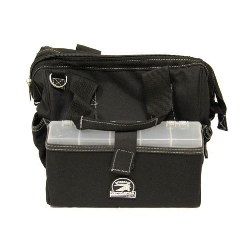 Gatorback 19 Pocket Zip-Top Tool Bag with Tray - B705