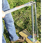 JackJaw 205 T Fence Post Puller - JJ0205 ES9782