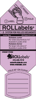ROLLabels Junior - Pastel Lavender (JRPLV)