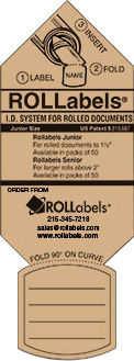 ROLLabels Junior - Pastel Tan (JRPTN)