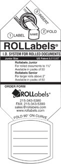 ROLLabels Junior - White (JRWH)