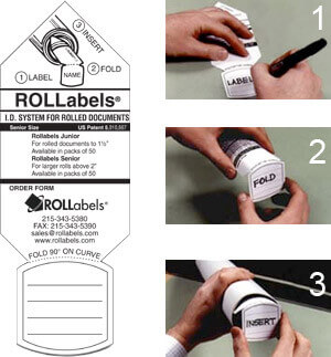 Rollabels Sr 5 Packs Of 50 Blueprint Labels Drawing